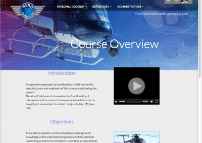Huisstijl Aero Training 3/3