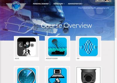 Corporate identity Aero Training 2-3