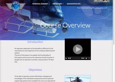Corporate identity Aero Training 3-3