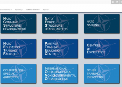 Corporate identity NATO 2-3