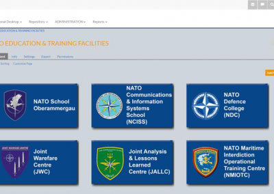 Corporate identity NATO 3-3