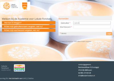 Corporate identity Lokale Fondsen 1/3