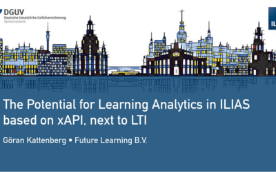 Learning Analytics in ILIAS op basis van xAPI