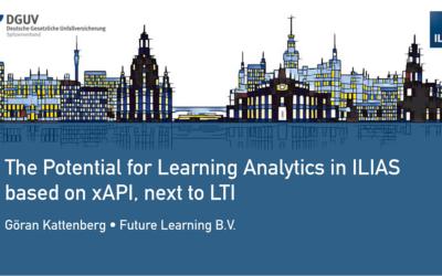 Learning Analytics in ILIAS based on xAPI