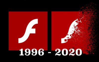Adobe Flash heeft officieel End Of Life-status!
